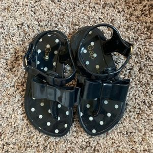 Cutest ever bow sandals